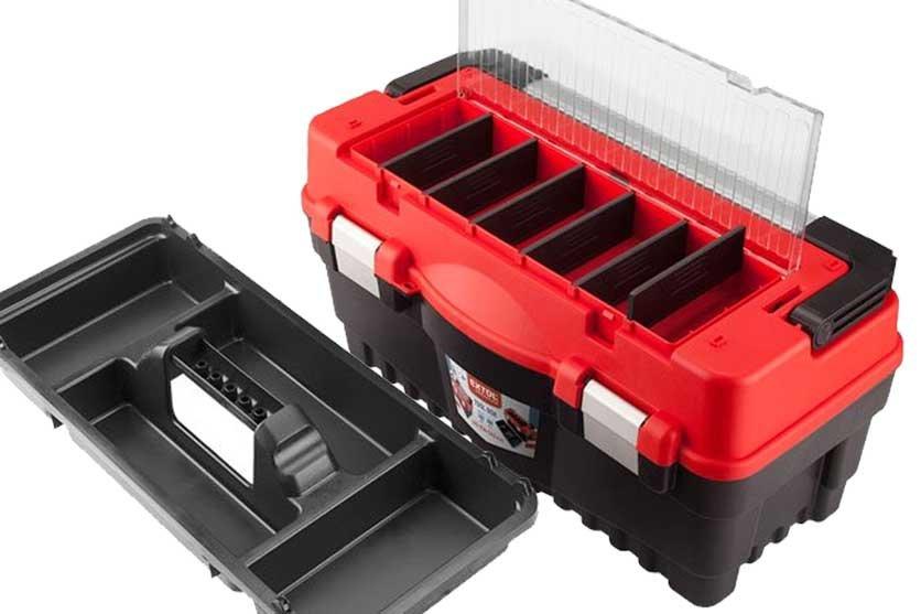 Kufr plastový CARBO (8856081 ) 547x271x278mm