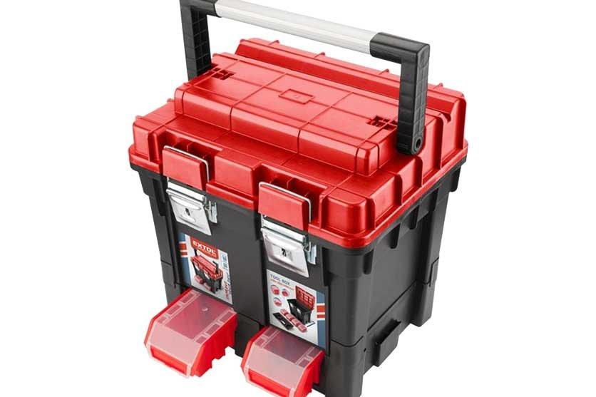Kufr plastový CARBO (8856083 ) 450x350x450mm