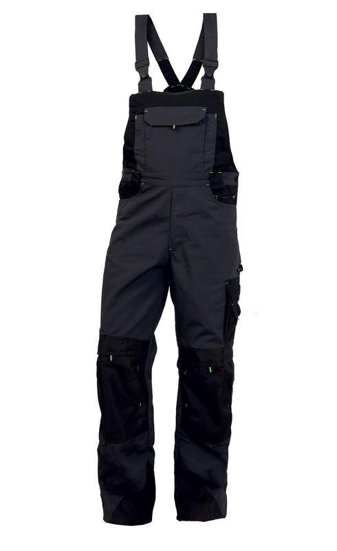 Pracovní kalhoty s laclem TRISTAN