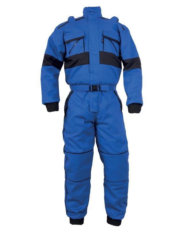 Pracovní kombinéza ALASKA modrá